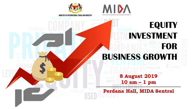 Equity Investment for Business Growth 2019 Forum
